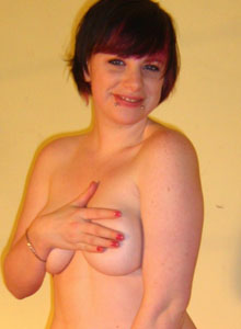 Teen Punk Girl Sadie Loves To Show Off Her Perky Big Tits - Picture 11